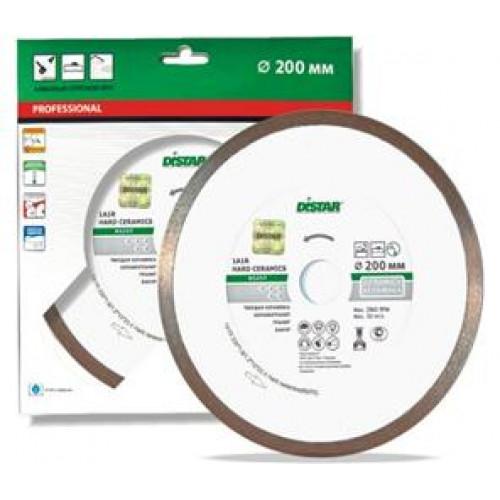 Алмазный круг Distar 1A1R 200x1,6/1,2x10x25,4 Hard ceramics