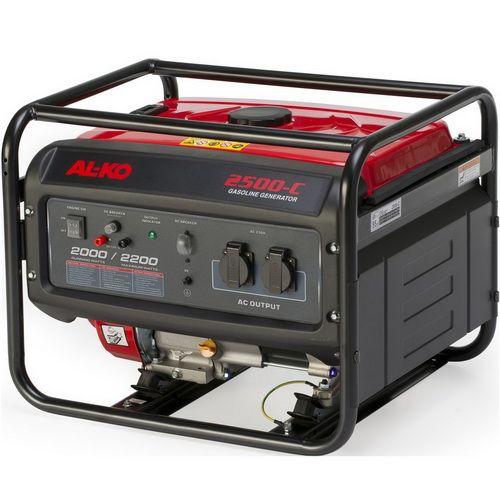 Генератор бензиновый AL-KO 2500 C (130930)