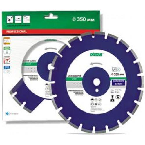 Алмазный круг Distar 1A1RSS/C1-W 350x3,2/2,2x25,4-11,5-21-ARP 40x3,2x8+2 R165 Super