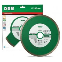 Алмазный круг Distar 1A1R 230x2,0x8,5x25,4 Granite Laser