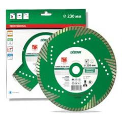 Алмазный круг Distar Turbo 230x3,0x10x22,23 z5 Elite Duo