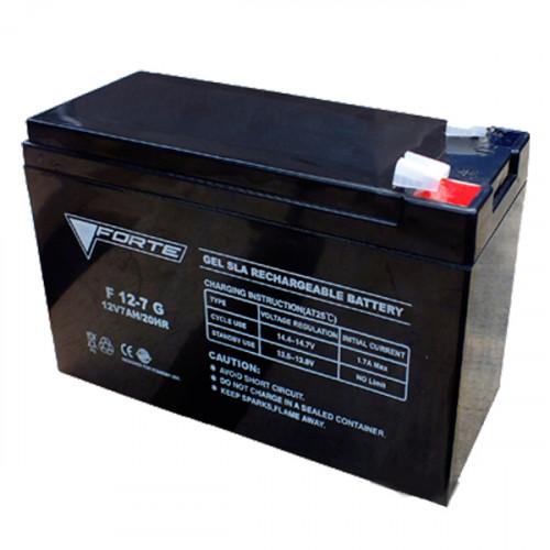 Аккумуляторная батарея FORTE F12-7G