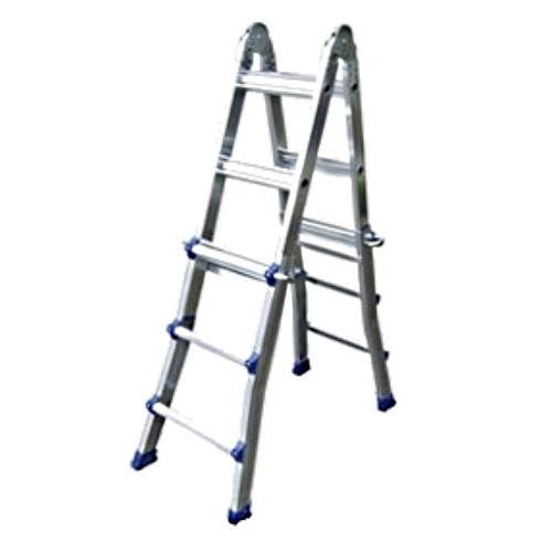 Шарнирная лестница WERK LM4412DR 4x3