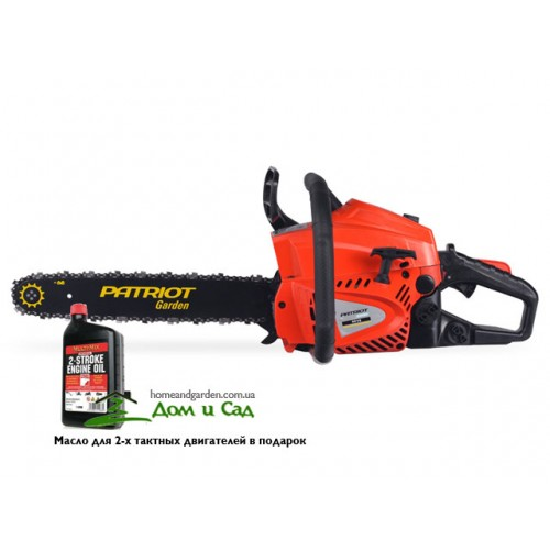 Бензопила Patriot Garden РТ 3818
